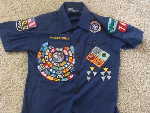 Arrow of Light Uniform - Cub Scout Pack 67 Va Beach